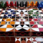 City Ceramic Bench by Maria Gasparian Studio